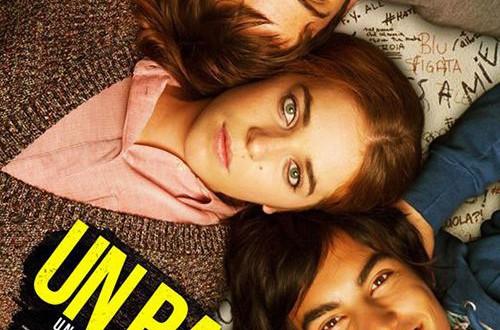 "Poster del film ""Un Bacio"""