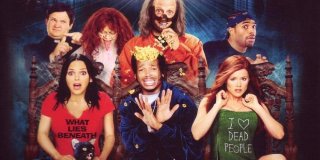 "Poster del film ""Scary Movie 2"""