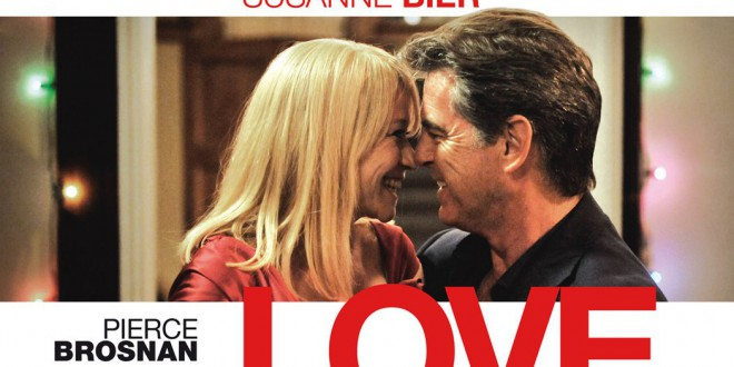 "Poster del film ""Love is all you need"""