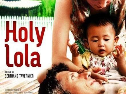 "Poster del film ""La piccola Lola"""