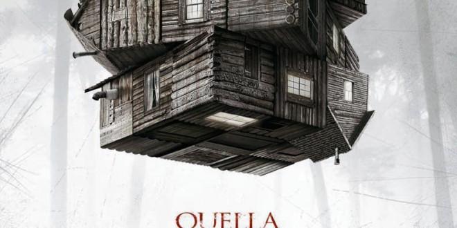 """Poster del film """"Quella casa nel bosco"""""""
