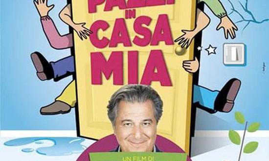 """Poster del film """"Tutti pazzi in casa mia"""""""