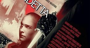 """Poster del film """"V per Vendetta"""""""