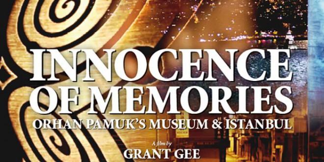 """Poster del film """"Innocence of Memories: Orhan Pamuk's Museum & Istanbul"""""""