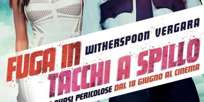 """Poster del film """"Fuga in tacchi a spillo"""""""