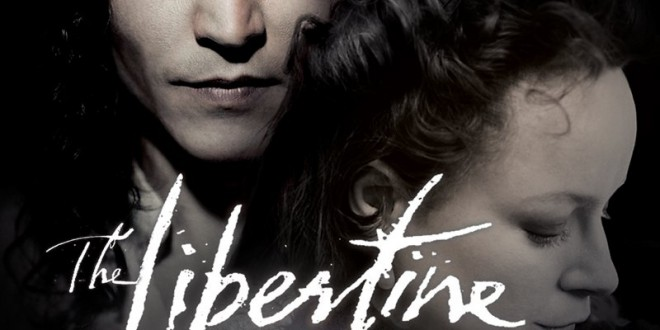 "Poster del film ""The Libertine"""