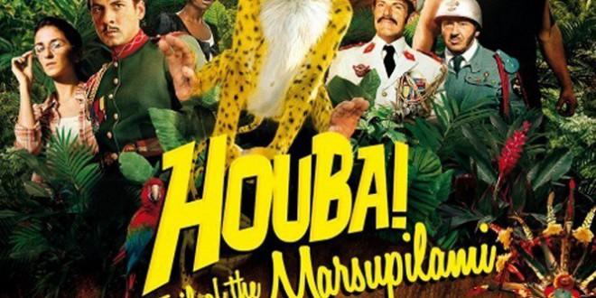 """Poster del film """"Marsupilami"""""""