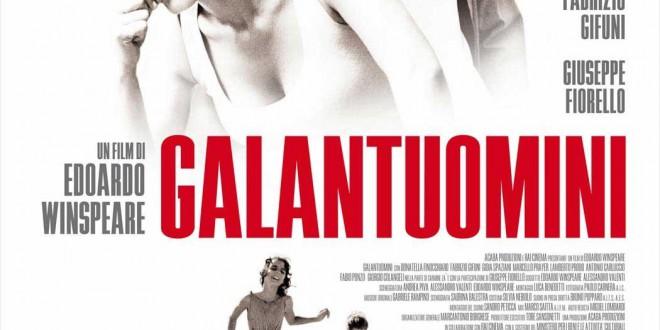 """Poster del film """"Galantuomini"""""""