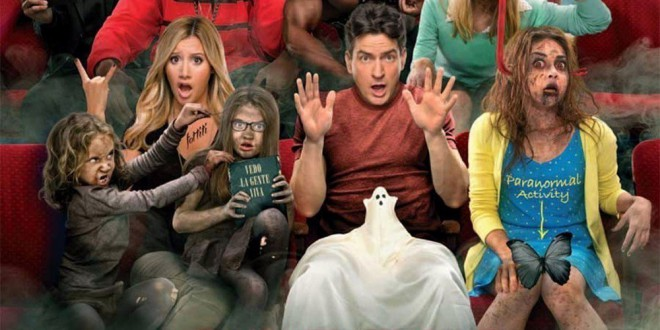 "Poster del film ""Scary Movie 5"""