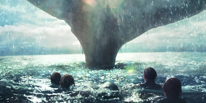 "Poster del film ""Heart of the Sea - Le origini di Moby Dick"""