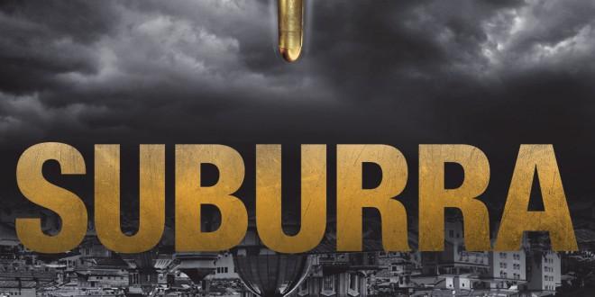 "Poster del film ""Suburra"""