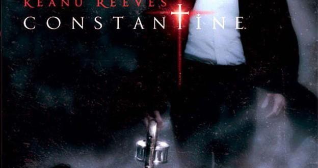 "Poster del film ""Constantine"""