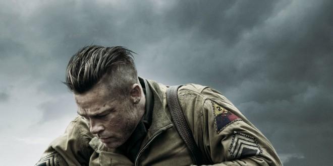 "Poster del film ""Fury"""