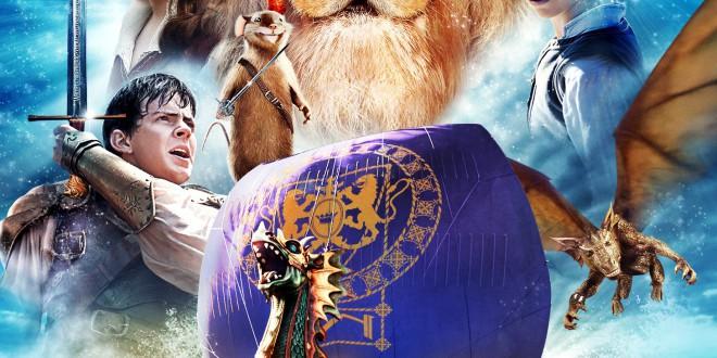 """Poster del film """"Le cronache di Narnia - Il viaggio del veliero"""""""