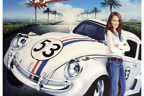 """Poster del film """"Herbie - Il super maggiolino"""""""