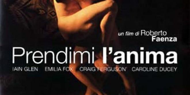 """Poster del film """"Prendimi l'anima"""""""