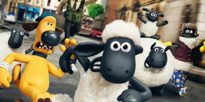 """Poster del film """"Shaun, vita da pecora - Il film"""""""