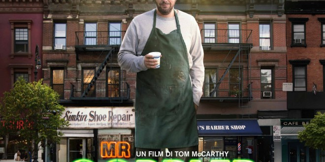 "Poster del film ""Mr Cobbler e la bottega magica"""