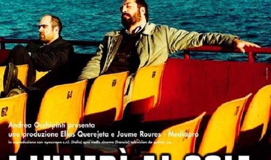 "Poster del film ""I lunedì al sole"""