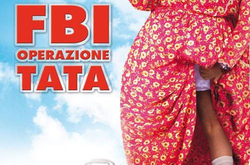 """Poster del film """"FBI: Operazione tata"""""""