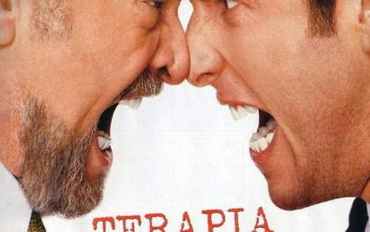 """Poster del film """"Terapia d'urto"""""""