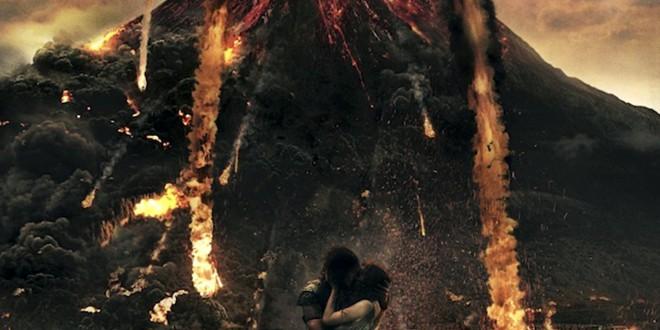 """Poster del film """"Pompei"""""""