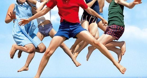 """Poster del film """"Le vacanze del piccolo Nicolas"""""""