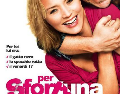 """Poster del film """"Per sfortuna che ci sei"""""""