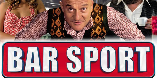 """Poster for the movie """"Bar Sport"""""""