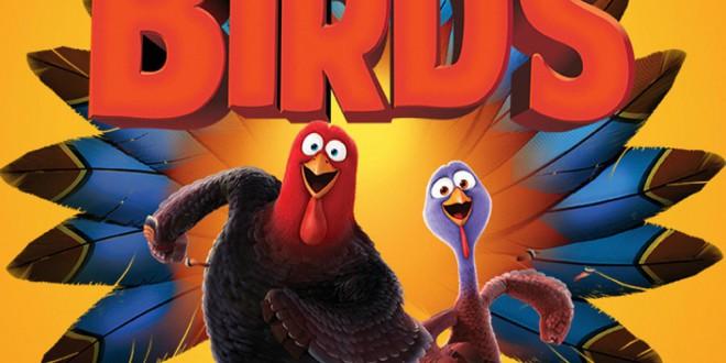 """Poster del film """"Free birds - Tacchini in fuga"""""""