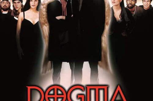 "Poster del film ""Dogma"""