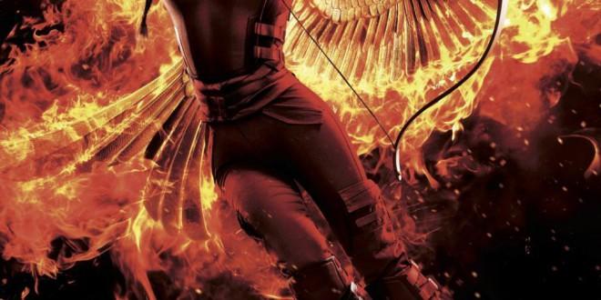 """Poster del film """"Hunger Games: Il canto della rivolta - Parte 2"""""""