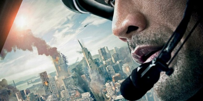 """Poster del film """"San Andreas"""""""