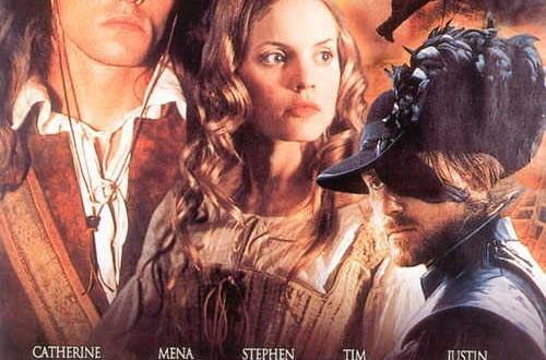 """Poster del film """"D'Artagnan"""""""