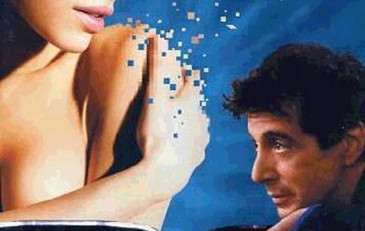 "Poster del film ""S1m0ne"""