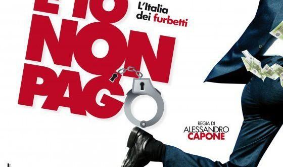 """Poster del film """"E io non pago"""""""