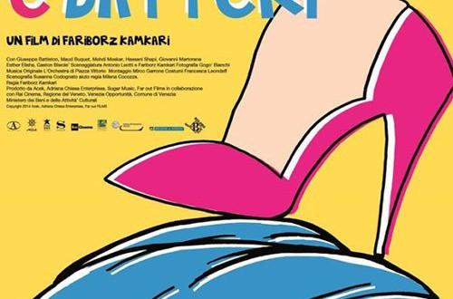 """Poster del film """"Pitza e datteri"""""""