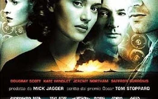 """Poster del film """"Enigma"""""""