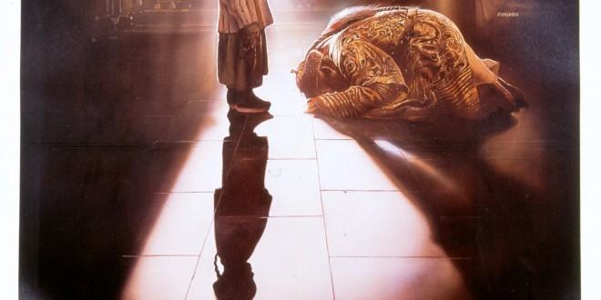 """Poster del film """"L'ultimo imperatore"""""""