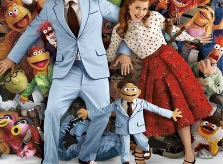 """Poster del film """"I Muppet"""""""