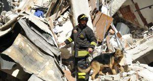 Terremoto. Estratte 215 persone dalle macerie. Continua il lavoro dei vigili del fuoco