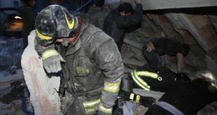 Terremoto. Squadra di vigili del fuoco si mobilita da Piacenza