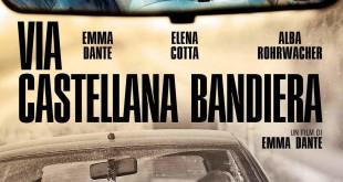 "Poster del film ""Via Castellana Bandiera"""