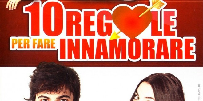 "Poster for the movie ""10 regole per fare innamorare"""