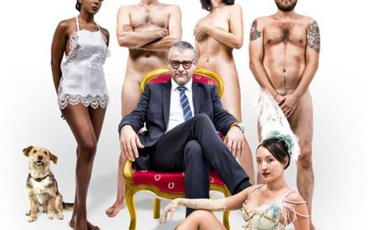 """Poster del film """"Il ministro"""""""