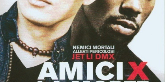 "Poster for the movie ""Amici X la morte"""