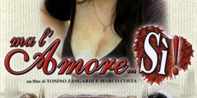 """Poster del film """"Ma L'Amore... Sì"""""""