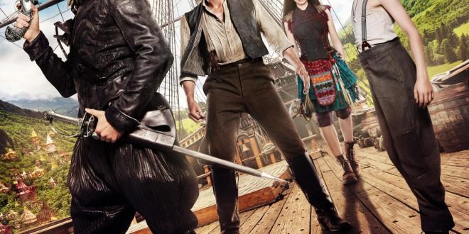 """Poster del film """"Pan - Viaggio sull'isola che non c'è"""""""