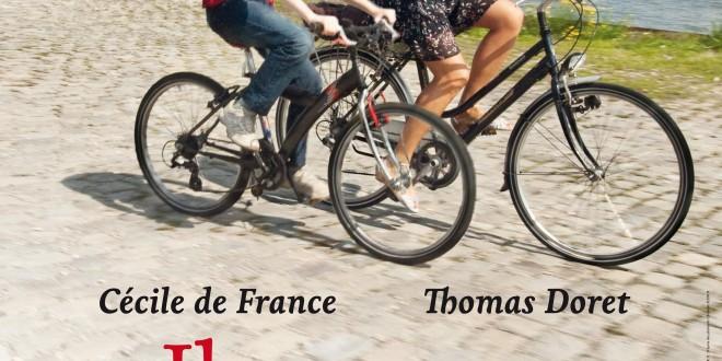 """Poster del film """"Il ragazzo con la bicicletta"""""""