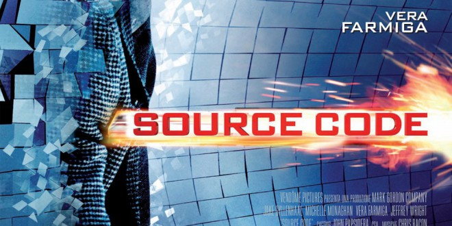"Poster del film ""Source Code"""
